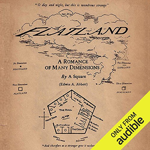 Flatland: A Romance of Many Dimensions cover art