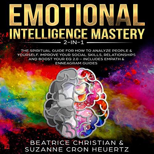 『Emotional Intelligence Mastery 2-in-1』のカバーアート