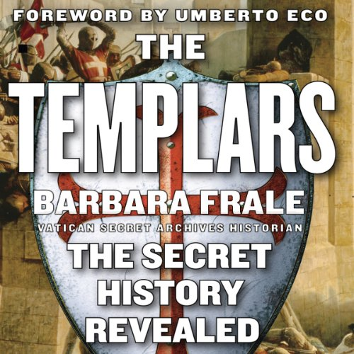 The Templars audiobook cover art
