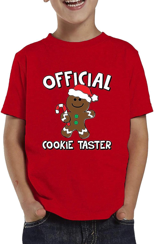 SpiritForged Apparel Official Cookie Taster Toddler T-Shirt