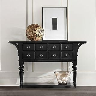 Hooker Furniture Ashton Hall Console in Black