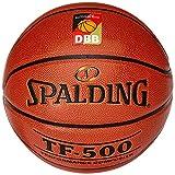 Spalding Basketball Tf500 Dbb Indoor (74-591z), Orange, 7