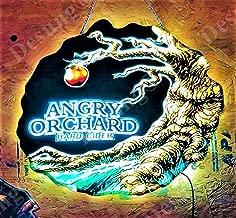angry orchard led bar sign