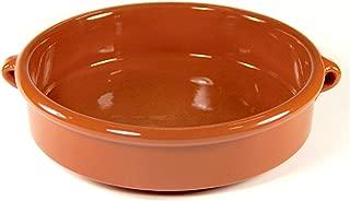 Peregrino Terra Cotta Cazuela Dish, Round - 9.5 inch / 6 cups
