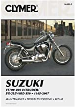 Best suzuki intruder vs 800 manual Reviews