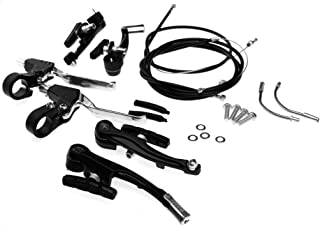 New Brake Levers V Brakes Cables Caliper Kit For BMX Mountain Bike/Bicycle