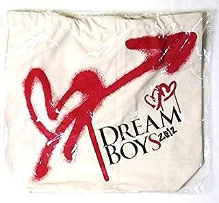トートバッグ 亀梨和也・八乙女光・玉森裕太・千賀健永・宮田俊哉 2012 舞台 「DREAM BOYS」...