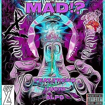 Mad!? (feat. Treko, Lucid & Alpo)