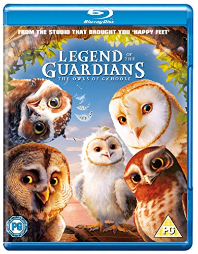 Legends of the Guardians [Blu-ray]