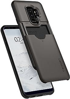 Spigen Slim Armor CS Designed for Samsung Galaxy S9 Plus Case (2018) - Gunmetal