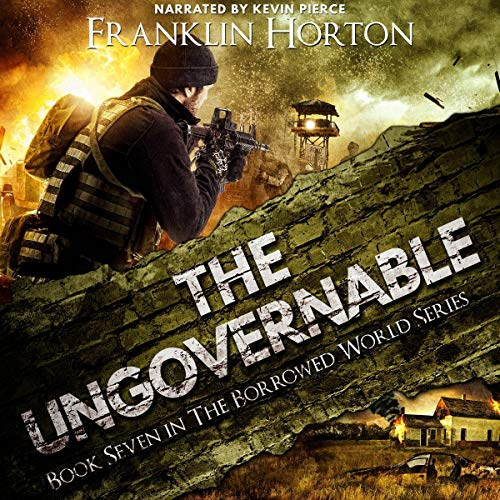 The Ungovernable audiobook cover art