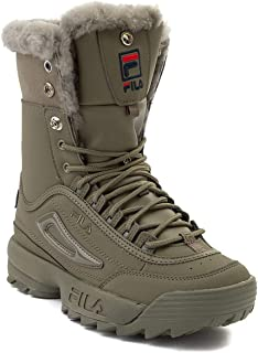 Best white fila boots Reviews