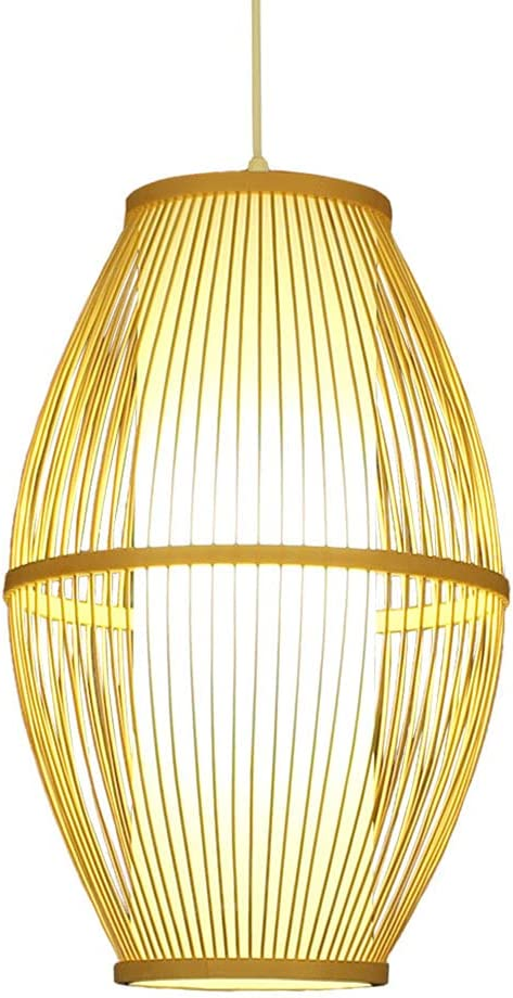 LIWENGZ Simple and Modern Bamboo Chandelier Wi Creative Inventory cleanup selling famous sale Japanese