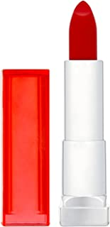Maybelline Color Sensational 916 Neon Red - barras de labios (Rojo Neon Red Francia)