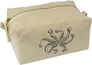 'Octopus Tentacles' Canvas Wash Bag / Makeup Case (CS00018432)