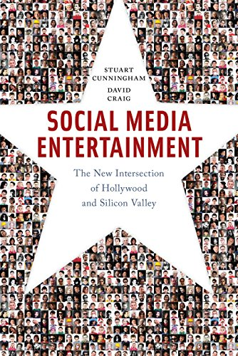 Social Media Entertainment: The New Intersection of Hollywood and Silicon Valley (Postmillennial Pop Book 7) (English Edition)