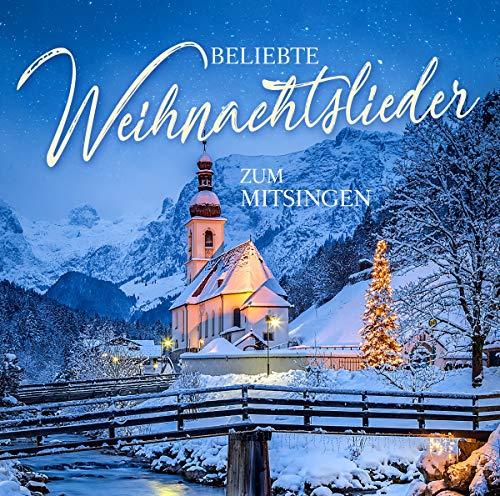 Beliebte Weihnachtslieder (Instrumental Gitarre / Flöte)