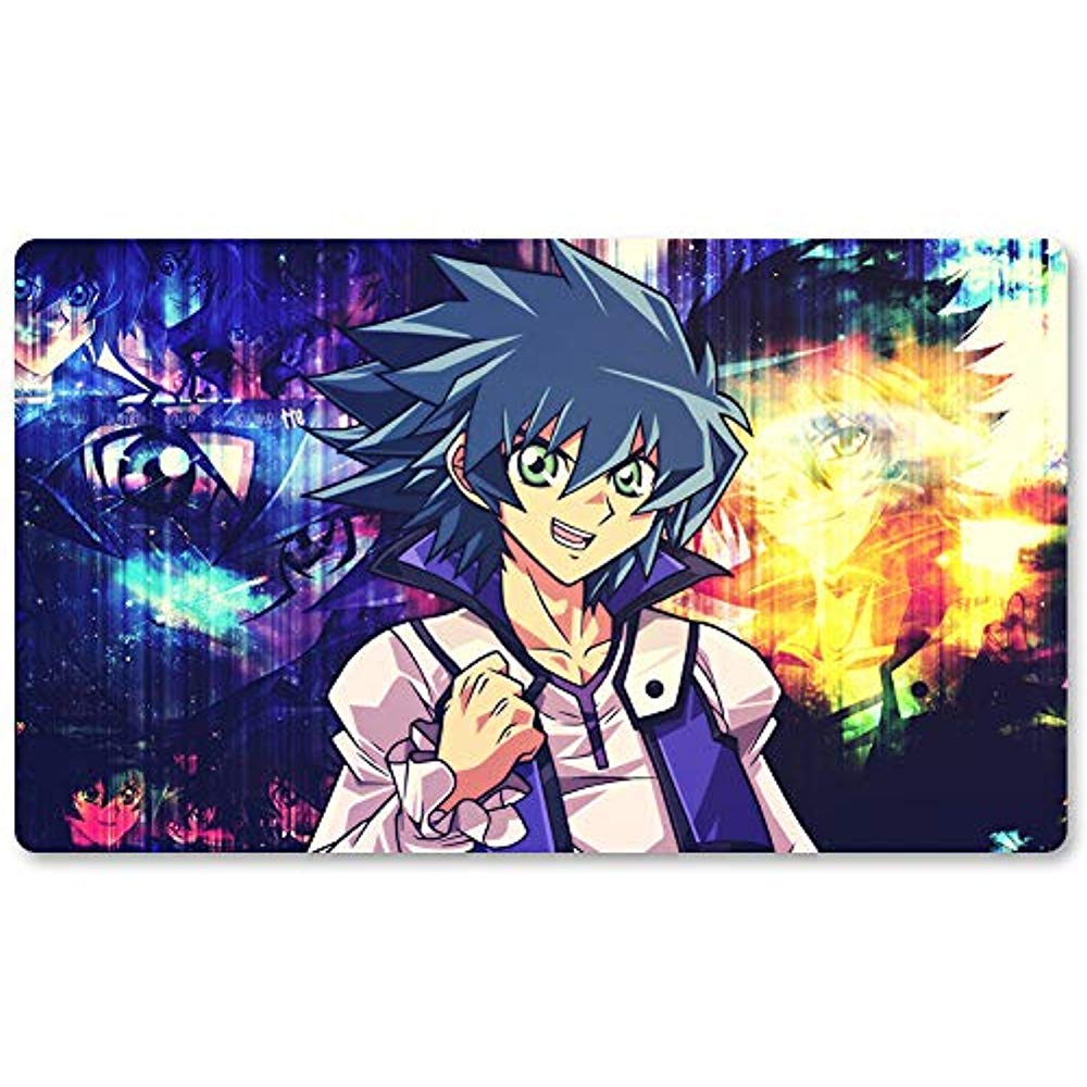 Johan S Cosm IC Dawn - Juego de Mesa Yugioh Playmat Juegos Tapete de Mesa Mousepad MTG Play Mat para Yu-Gi-Oh! Mon Magic The Gathering 30X80CM: Amazon.es: Electrónica