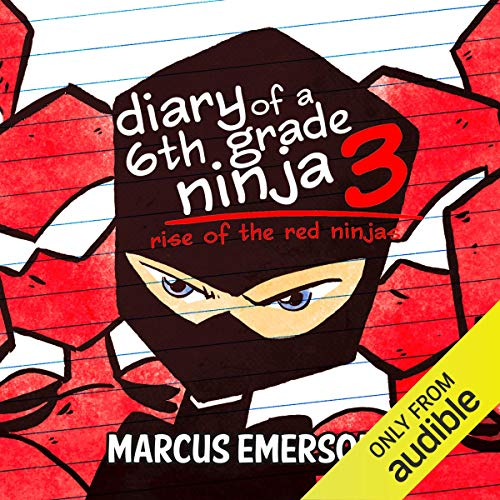 Rise of the Red Ninjas cover art