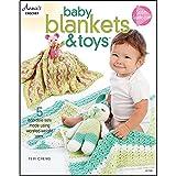 Annie's Crochet Baby Blankets & Toys Bk