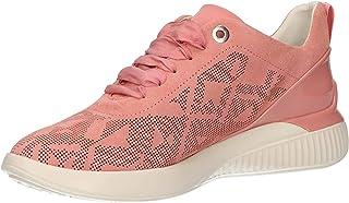 Geox D Theragon C, Zapatillas Mujer