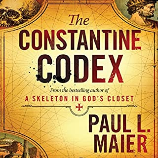 The Constantine Codex                   By:                                                                                                                                 Paul L. Maier                               Narrated by:                                                                                                                                 Christopher Prince                      Length: 10 hrs and 11 mins     19 ratings     Overall 2.7