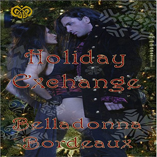 Holiday Exchange audiobook cover art