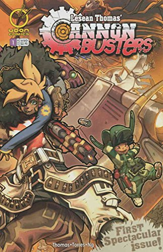 Cannon Busters #1A VF/NM ; Devil's Due comic book