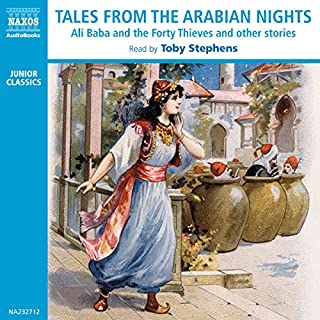 Tales from the Arabian Nights cover art