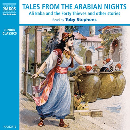 Page de couverture de Tales from the Arabian Nights