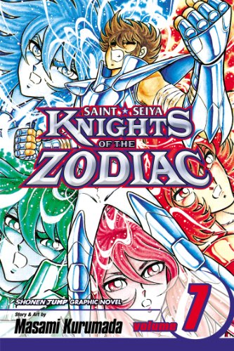 Knights of the Zodiac (Saint Seiya), Vol. 7: Medusa's Shield (English Edition)