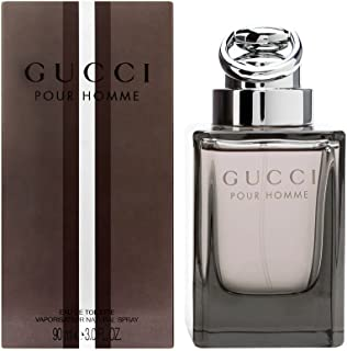 Gucci Pour Homme 3.0 oz Eau de Toilette Spray