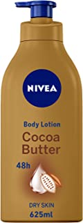 NIVEA, Body Care, Body Lotion, Cocoa Butter, Dry Skin, 625ml