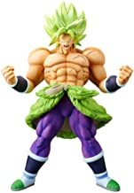 Banpresto 39034/ 10223 Dragon Ball Super Movie Choukokubuyuuden - Super Saiyan Broly Full Power Figure, Multicolor