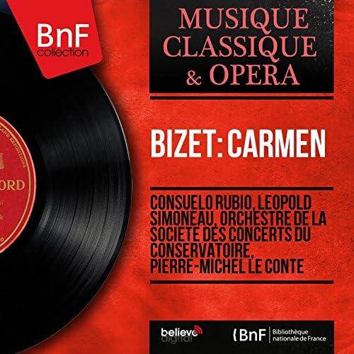 Consuelo Rubio, Léopold Simoneau, Orchestre de la Société des concerts du Conservatoire, Pierre-Michel Le Conte