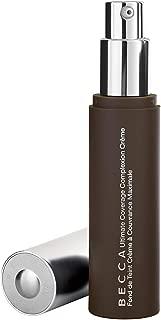Becca Cosmetics Ultimate Coverage Complexion Crème Foundation, Mahogany