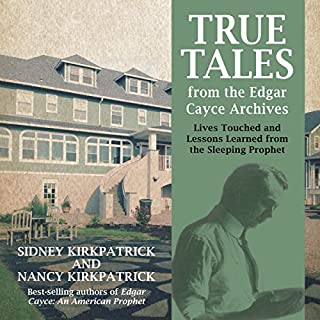 True Tales from the Edgar Cayce Archives audiobook cover art