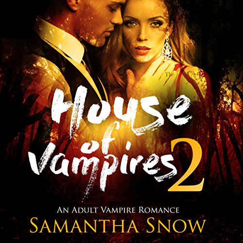House of Vampires 2 audiobook cover art