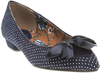 RUBY SHOO Cora Womens Shoes Navy