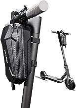 Sumeier Electric Scooter Front Hanging Storage Bag - Large Capacity Suspension Handlebar Bag Durable EVA for Charger Repair Tool for Xiaomi MI Mijia M365 Sedway Ninebot ES ES1/ES2/ES3/ES4 (Black, 3L)