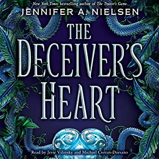 The Deceiver's Heart cover art