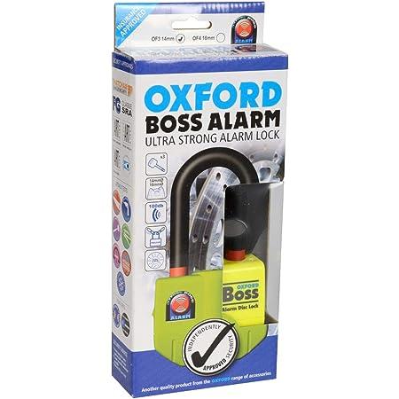 Oxford Of3 Alarm Bremsscheibenschloss 1 Stück Auto