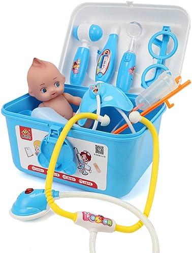 GHH Kinderarztkoffer Mit 39 TLG. Arzt Medizinisches Spielzeug Kinder