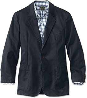 Washed Casual Sport Coat