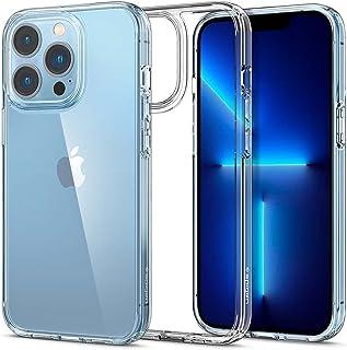 Spigen Ultra Hybrid Hoesje Compatibel met iPhone 13 Pro -Crystal Clear