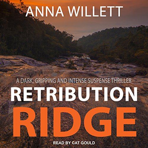 Retribution Ridge audiobook cover art