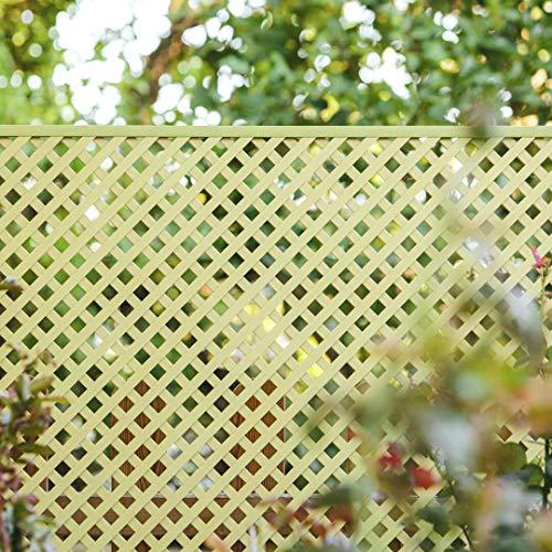 Celosia PVC 18mm 0.6x1.8 Caña
