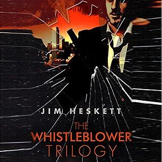 Whistleblower Trilogy Box Set audiobook cover art
