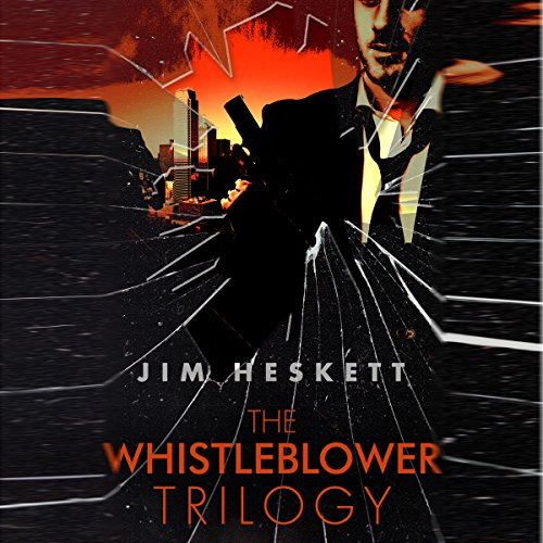 Whistleblower Trilogy Box Set audiobook cover art