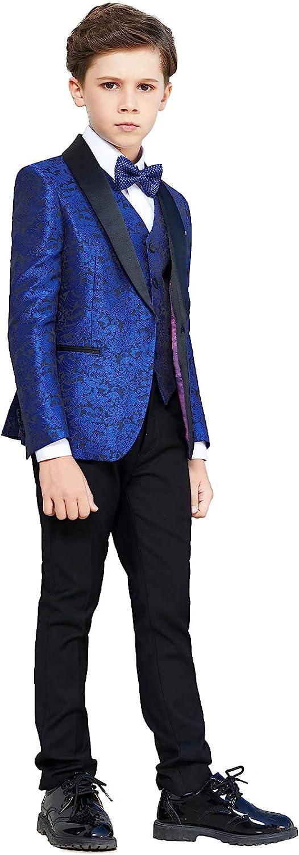 ELPA ELPA Boy's Slim Fit Suit